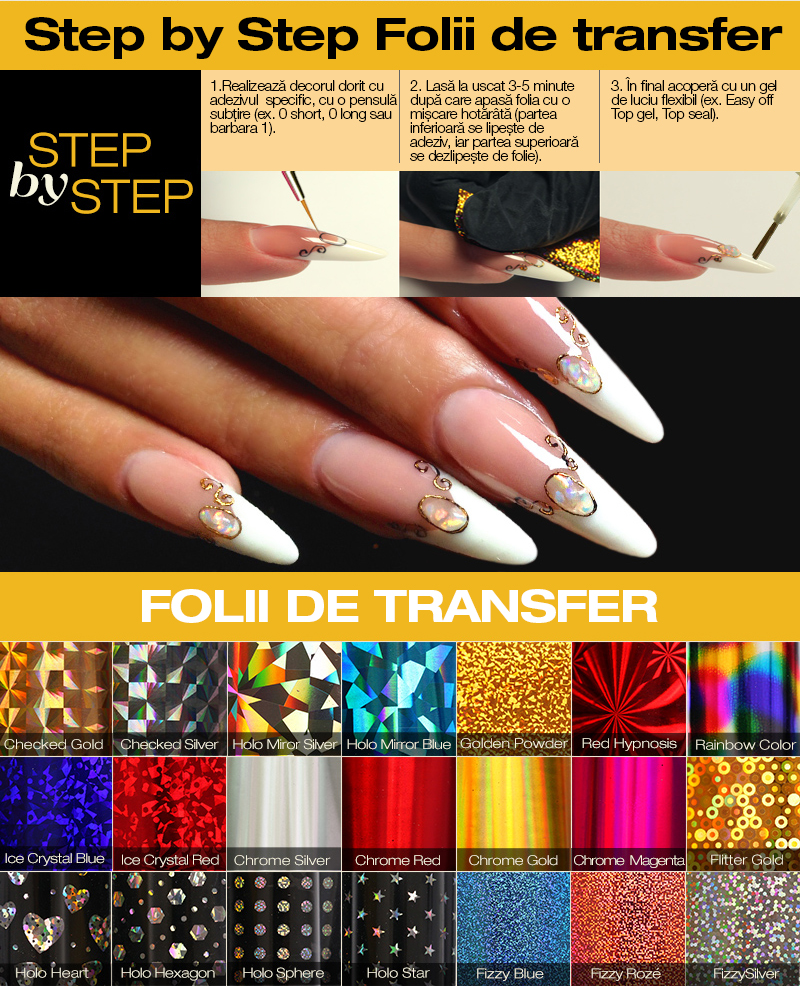Folii d transfer